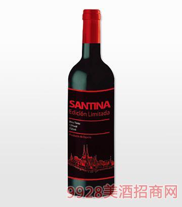 圣蒂娜特级精选干红葡萄酒