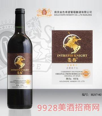 豪爵葡萄酒HJ17-02