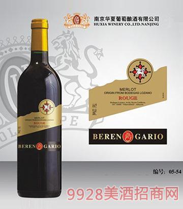 百灵爵葡萄酒BLJ05-54