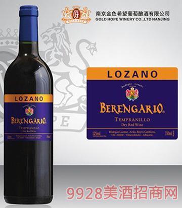 百灵爵葡萄酒BLJ29-23