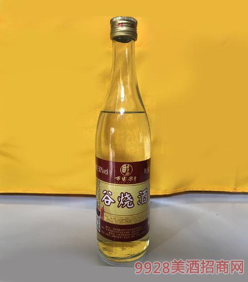 万客泉谷烧酒光瓶酒500ml