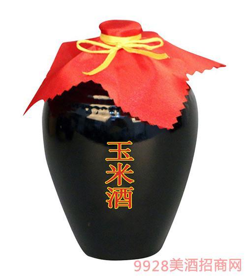 万客泉玉米酒散装酒51L
