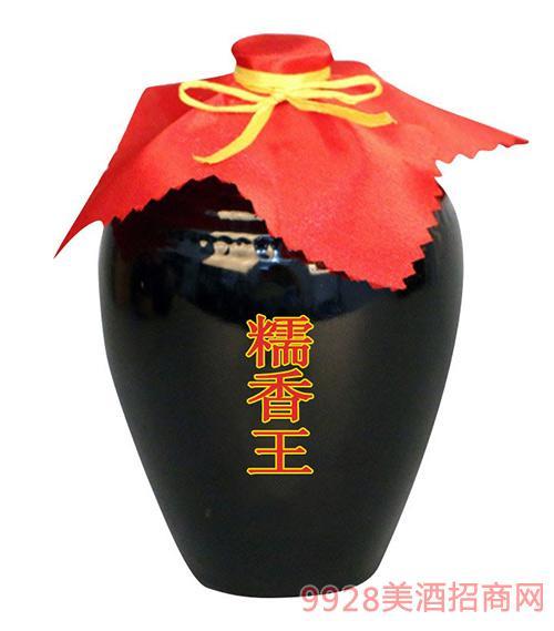 万客泉糯香王酒散装酒51L