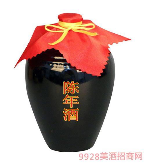 万客泉陈年酒散装酒51L