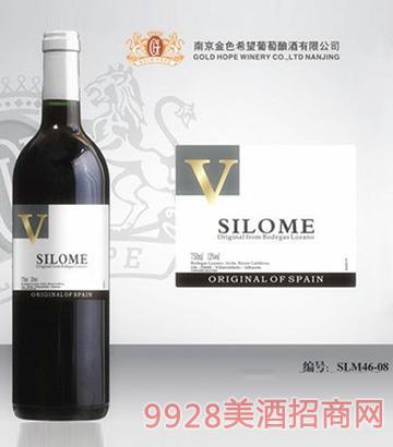 斯洛美葡萄酒SLM46-08