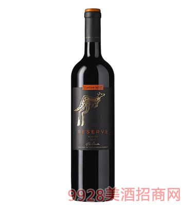 黄尾袋鼠签名版珍藏系列梅洛红葡萄酒