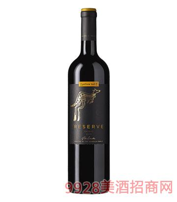 黄尾袋鼠签名版珍藏系列西拉红葡萄酒