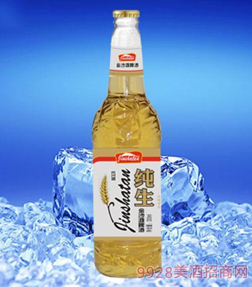 金沙滩纯生啤酒330ML