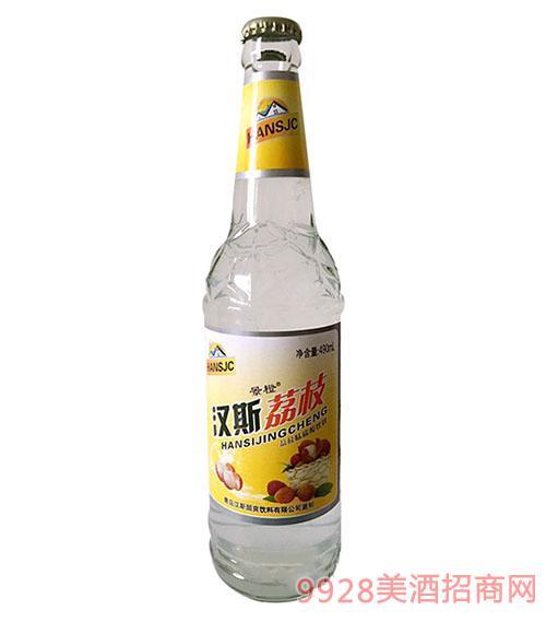 汉斯景橙饮品·荔枝味