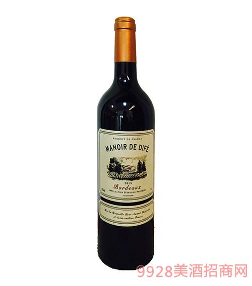 法国帝菲庄园干红葡萄酒