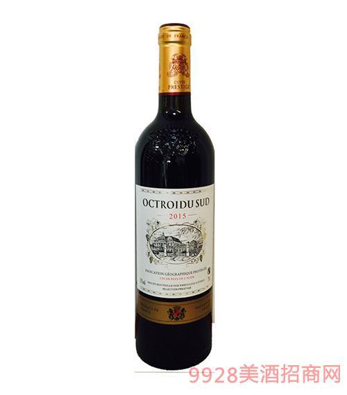 法国奥苏德干红葡萄酒
