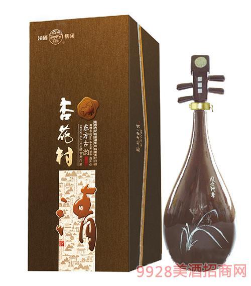 杏花村清酒东方古韵清香型52度475ml