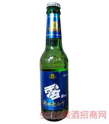 衡水老白干零度啤酒330ml