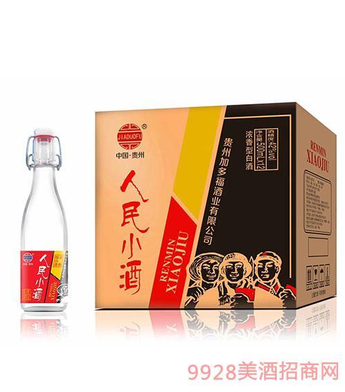 人民小酒42度500mlx12