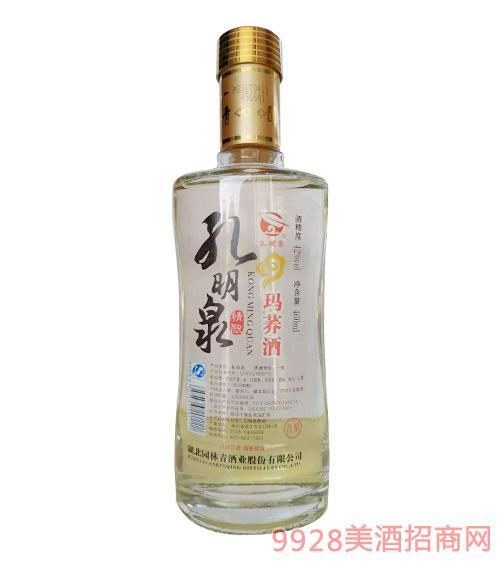 孔明泉精酿玛荞酒42度460ml