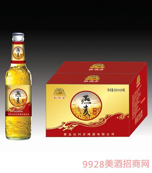 弘利方燕麦养生啤酒330ml