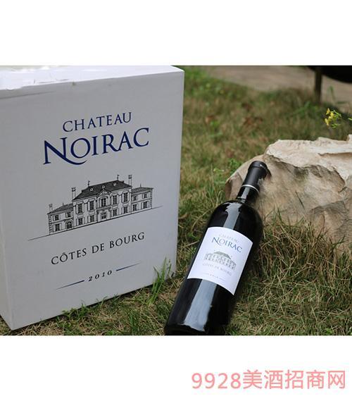 诺哈克城堡红葡萄酒