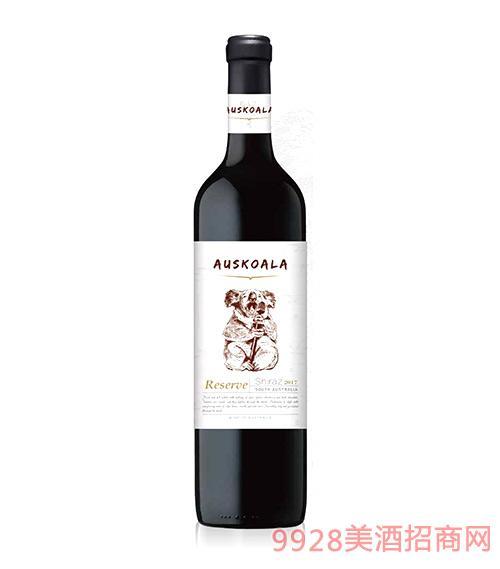 澳斯卡拉典藏西拉干红葡萄酒