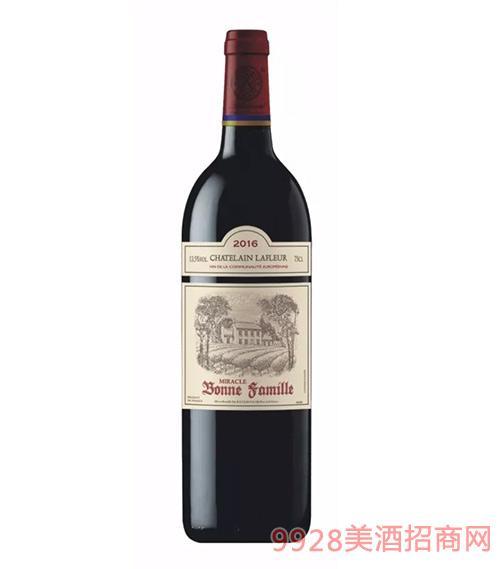 法国拉斐世家传奇干红葡萄酒