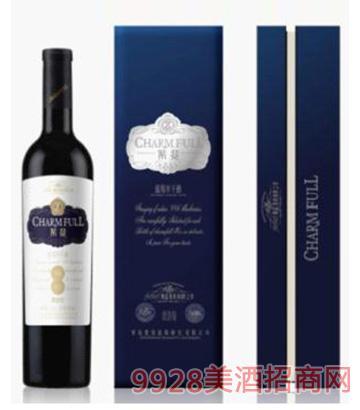 紫斐蓝莓酒半干型(优选级)