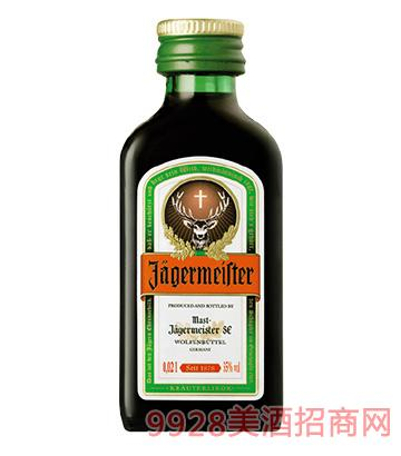 野格利口酒配制酒20ml