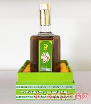 志锋辣木酒40度500ml瓶装