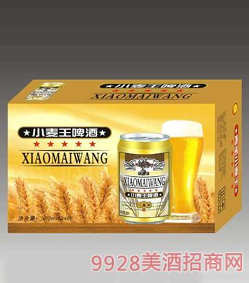 青圣小麦王啤酒