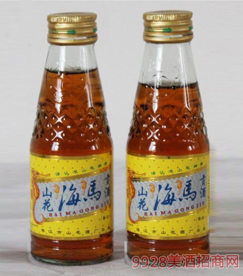 山花海马贡酒