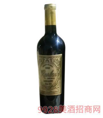 爱龙堡罗斯兰金版干红葡萄酒