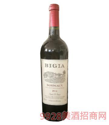 毕佳干红葡萄酒