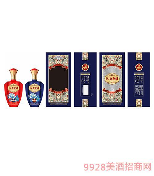 汾杏老酒A15酒42度475ml清香