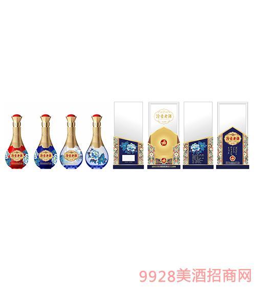 汾杏老酒A18酒42度475ml清香