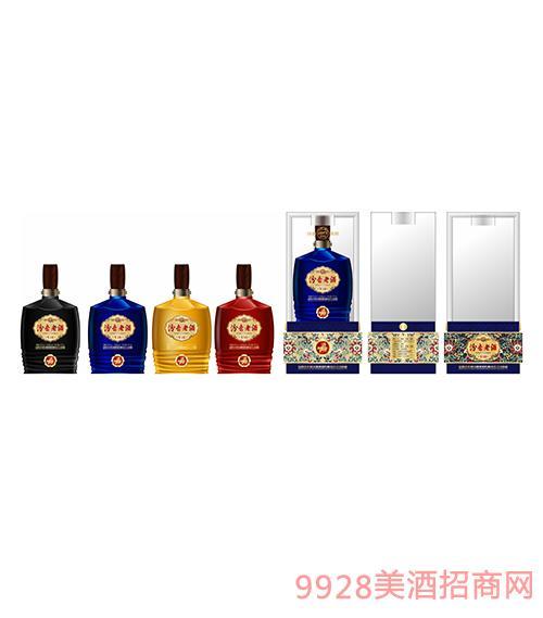 汾杏老酒V16酒42度475ml清香