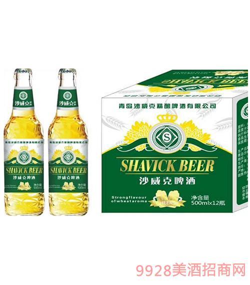 沙威克啤酒500mlx12