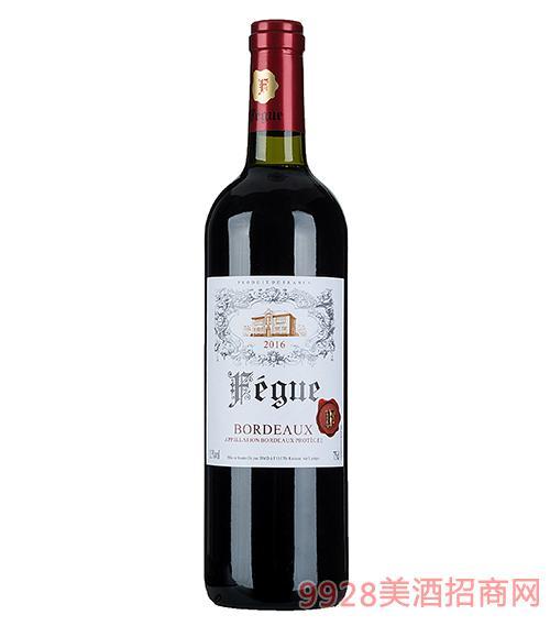 斐爵·侯爵干红葡萄酒750ml