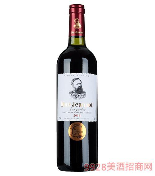 让诺公爵·庄园干红葡萄酒
