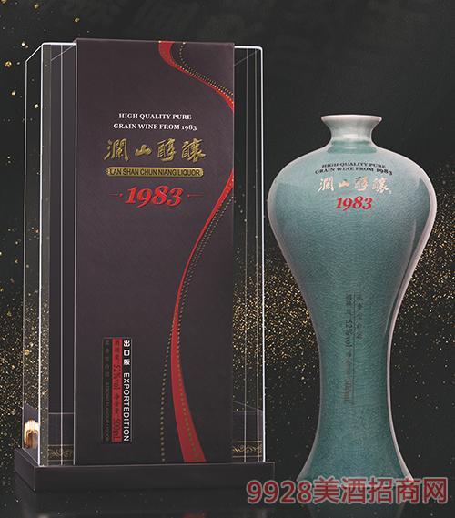 澜山醇酿1983 52度500ml