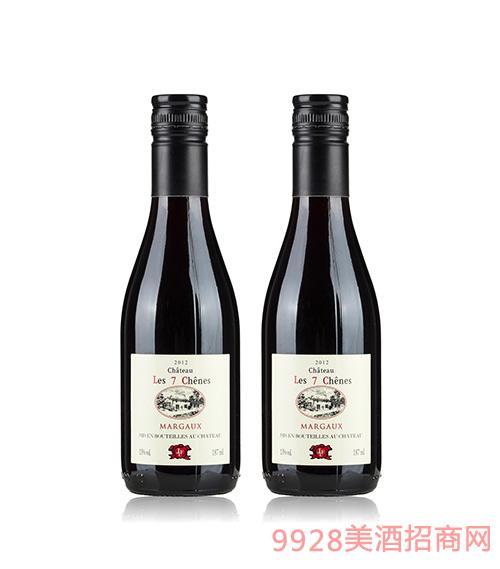 法国玛歌七木桶庄园干红葡萄酒