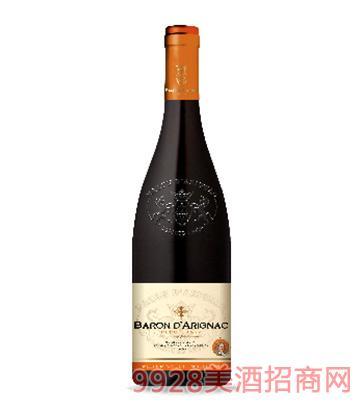 阿里那男爵欧盟甜红葡萄酒