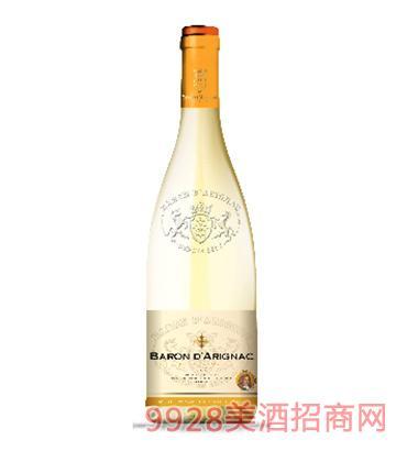 阿里那男爵欧盟甜白葡萄酒