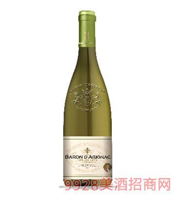 阿里那男爵欧盟白葡萄酒