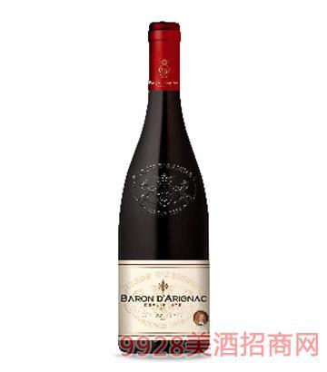 阿里那男爵欧盟红葡萄酒