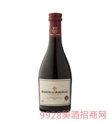 阿里那男爵欧盟红葡萄酒250ml