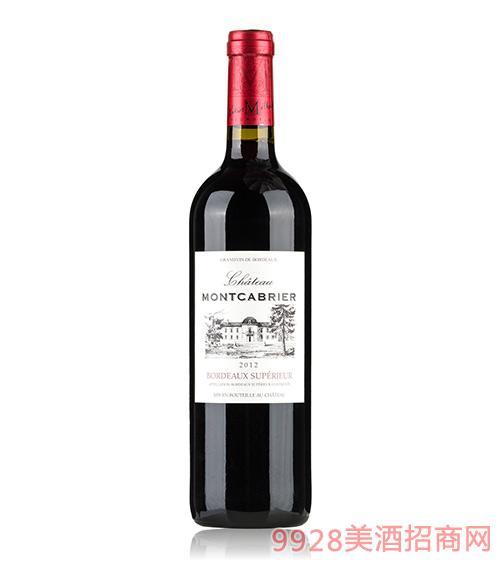 法国梦达佩耶庄园干红葡萄酒
