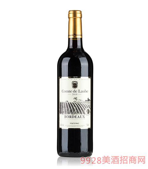法国康帝伯爵干红葡萄酒