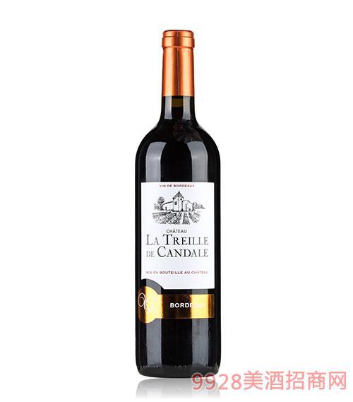 法国特旖凯大城堡干红葡萄酒