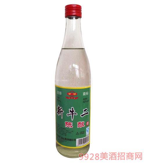 新牛二陈酿酒500ml