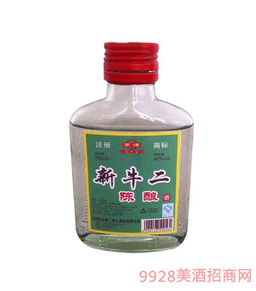 新牛二陈酿酒100ml