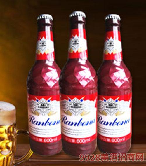 英国博伦百威啤酒瓶装