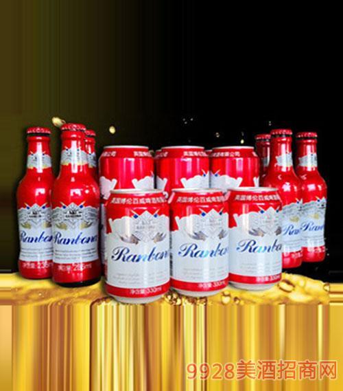 英國博倫百威啤酒組合
